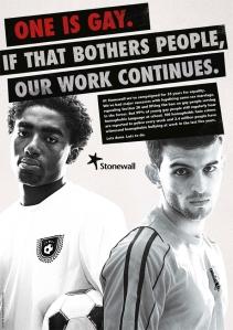 One is Gay - Footballers