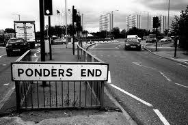 ponders end